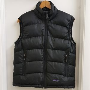 😍Patagonia down puffer vest size small